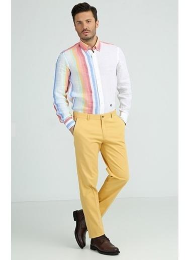 Comienzo Pantolon Sarı